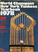 1978 New York Yankees Yearbook (New York Yankees)