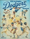 1978 Los Angeles Dodgers Yearbook (Los Angeles Dodgers)