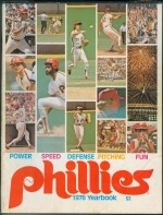 1978 Philadelphia Phillies Yearbook (Philadelphia Phillies)