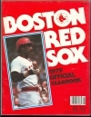 1979 Boston Red Sox Yearbook (Boston Red Sox)