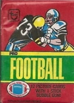 1980 Topps Football Pack - Simms Pack?