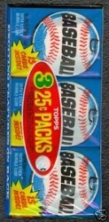 1980 Topps Tray Packs