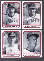 1981 Redwood Pioneers Team Set (Redwood Pioneers)