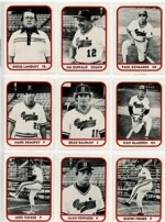 1981 Shreveport Captains Team Set (Shreveport Captains)
