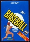 1981 Donruss - 36 Packs