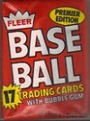 1981 Fleer Wax Pack