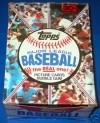 1981 Topps Box - 36 Packs