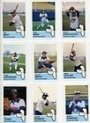 1982 Appleton Foxes Team Set (Appleton Foxes)