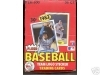 1982 Fleer Wax Box-36 Packs