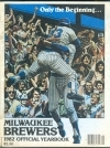 1982 Milwaukee Brewers Yearbook (Milwaukee Brewers)