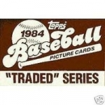 1984 Topps Traded Set