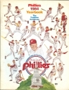 1984 Philadelphia Phillies Yearbook (Philadelphia Phillies)