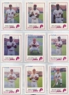 1985 Reading Phillies Team Set (Reading Phillies)