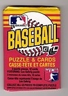 1985 Donruss/Leaf Wax Pack - Clemens rc?