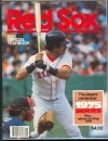 1985 Boston Red Sox Yearbook (Boston Red Sox)