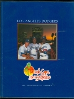 1985 Los Angeles Dodgers Yearbook (Los Angeles Dodgers)
