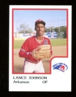 1986 Arkansas Travs Team Set (Arkansas Travs)