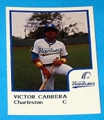 1986 Charleston Rainbows Team Set (Charleston Rainbows)