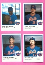 1986 Little Falls Mets Team Set (Little Falls Mets)