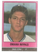 1986 Omaha Royals Team Set (Omaha Royals)