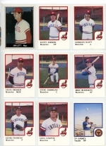 1986 Waterloo Indians Team Set (Waterloo Indians)