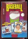 1986 Donruss Wax Box - 36 Packs