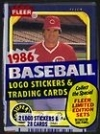 1986 fleer Cello - 36 Packs