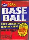 1986 Fleer Wax Pack - Canseco RC?