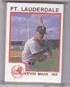 1987 Ft. Lauderdale Yankees Team Set (Ft. Lauderdale Yankees)
