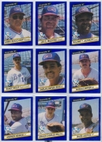 1987 Greenville Braves Team Set (Greenville Braves)