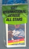 1987 International League All Stars (International League All Stars)