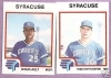 1987 Syracuse Chiefs Team Set (Syracuse Chiefs)