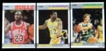 1987-88 Fleer Complete Set w/ Stickers