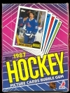 1987-88 Topps Hockey Box-36 Packs
