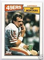 Joe  Montana (San Francisco 49ers)