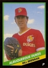 1988 Albuquerque Dukes Team Set (Albuquerque Dukes)