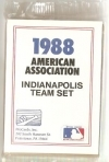 1988 Indianapolis Indians Team Set (Indianapolis Indians)