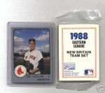 1988 New Britain Red Sox Team Set (New Britain Red Sox)