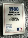 1988 Omaha Royals Team Set (Omaha Royals)