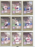 1988 Edmonton Trappers Team Set (Edmonton Trappers)