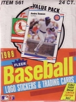 1988 Fleer Cello - 36 Packs