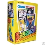 1989 Donruss - 36 Packs