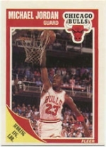 1989-1990 Fleer Complete Set