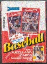 1990 Donruss - 36 Packs