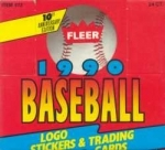 1990 Fleer Cello - 36 Packs