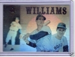 Ted  Williams Holgram # HH2 (Boston Red Sox)