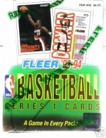 1993-94 Fleer - 36 Packs