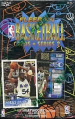 1994-95 Fleer Series 2 - 36 Packs