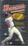 1997 Bowman Series 1 - 24 Packs