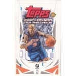 2004-05 Topps 1st Edition - 20 Packs